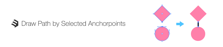 Draw Path by Selected Anchorpoints