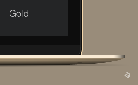 MacBook Gold